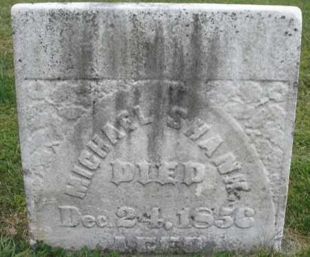 SHANK, MICHAEL - Montgomery County, Ohio   MICHAEL SHANK - Ohio Gravestone Photos