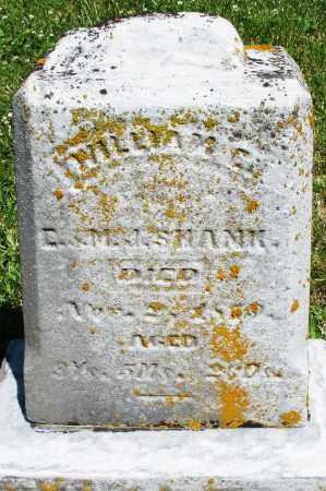 SHANK, WILLIAM - Montgomery County, Ohio | WILLIAM SHANK - Ohio Gravestone Photos