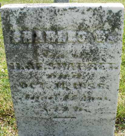 SHARRET, CHARLES W. - Montgomery County, Ohio | CHARLES W. SHARRET - Ohio Gravestone Photos