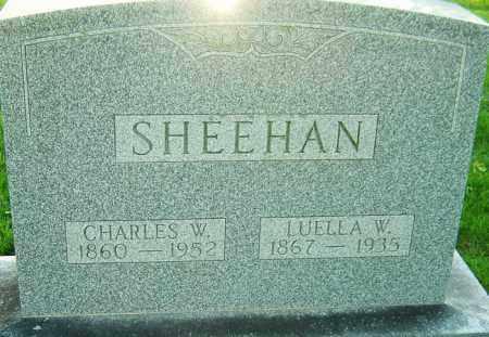 WATKINS SHEEHAN, LUELLA - Montgomery County, Ohio | LUELLA WATKINS SHEEHAN - Ohio Gravestone Photos