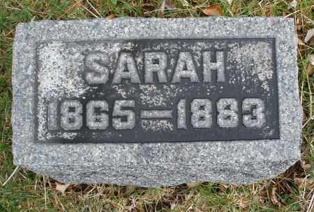SHEEHAN, SARAH - Montgomery County, Ohio | SARAH SHEEHAN - Ohio Gravestone Photos