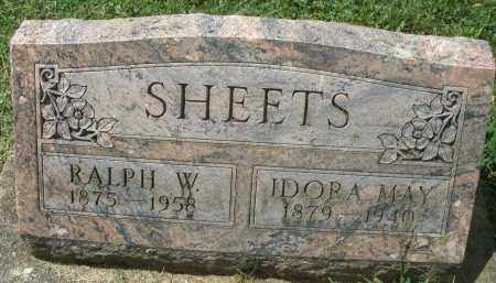 SHEETS, RALPH W. - Montgomery County, Ohio | RALPH W. SHEETS - Ohio Gravestone Photos