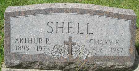 SHELL, ARTHUR R. - Montgomery County, Ohio | ARTHUR R. SHELL - Ohio Gravestone Photos