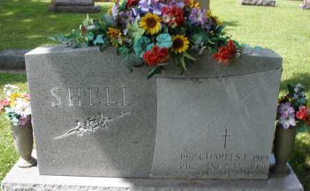 SHELL, CHARLES E. - Montgomery County, Ohio | CHARLES E. SHELL - Ohio Gravestone Photos