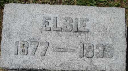 SHELL, ELSIE - Montgomery County, Ohio | ELSIE SHELL - Ohio Gravestone Photos