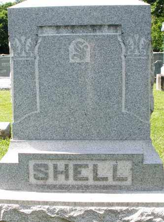 SHELL, MONUMENT - Montgomery County, Ohio | MONUMENT SHELL - Ohio Gravestone Photos