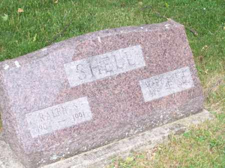 SHELL, RALPH S - Montgomery County, Ohio   RALPH S SHELL - Ohio Gravestone Photos