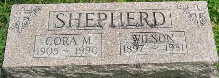 SHEPHERD, CORA MAY - Montgomery County, Ohio | CORA MAY SHEPHERD - Ohio Gravestone Photos