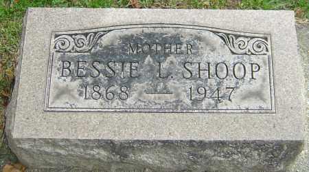 SHOOP, BESSIE L - Montgomery County, Ohio | BESSIE L SHOOP - Ohio Gravestone Photos
