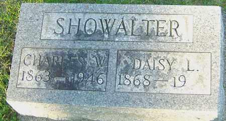 SHOWALTER, DAISY L - Montgomery County, Ohio | DAISY L SHOWALTER - Ohio Gravestone Photos