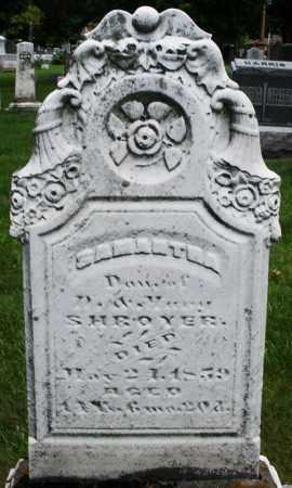 SHROYER, SAMANTHA - Montgomery County, Ohio | SAMANTHA SHROYER - Ohio Gravestone Photos