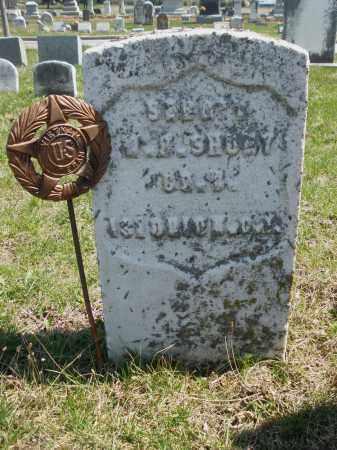 SHUEY, J. - Montgomery County, Ohio | J. SHUEY - Ohio Gravestone Photos