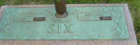 TOLLIVER SIX, NAOMI - Montgomery County, Ohio | NAOMI TOLLIVER SIX - Ohio Gravestone Photos