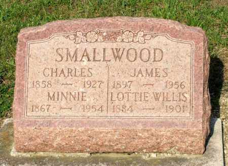 SMALLWOOD, LOTTIE WILLIS - Montgomery County, Ohio | LOTTIE WILLIS SMALLWOOD - Ohio Gravestone Photos