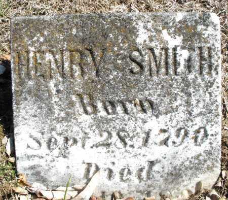 SMITH, HENRY - Montgomery County, Ohio | HENRY SMITH - Ohio Gravestone Photos