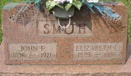 SMITH, ELIZABETH L. - Montgomery County, Ohio | ELIZABETH L. SMITH - Ohio Gravestone Photos