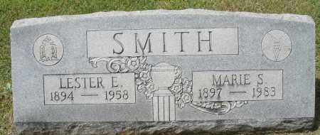SMITH, LESTER L. - Montgomery County, Ohio | LESTER L. SMITH - Ohio Gravestone Photos