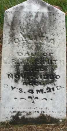 SMITH, OLLIVIA ? - Montgomery County, Ohio | OLLIVIA ? SMITH - Ohio Gravestone Photos