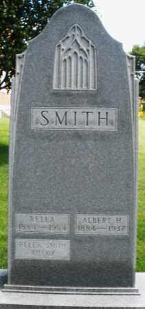 WILCOX SMITH, RELLA - Montgomery County, Ohio | RELLA WILCOX SMITH - Ohio Gravestone Photos