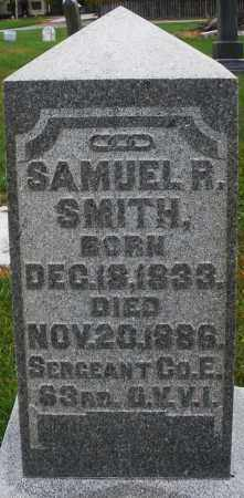 SMITH, SAMUEL L. - Montgomery County, Ohio | SAMUEL L. SMITH - Ohio Gravestone Photos
