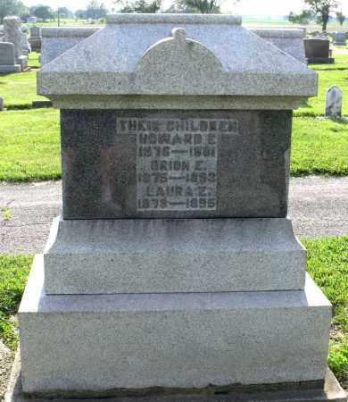 SNIDER, HOWARD E. - Montgomery County, Ohio | HOWARD E. SNIDER - Ohio Gravestone Photos