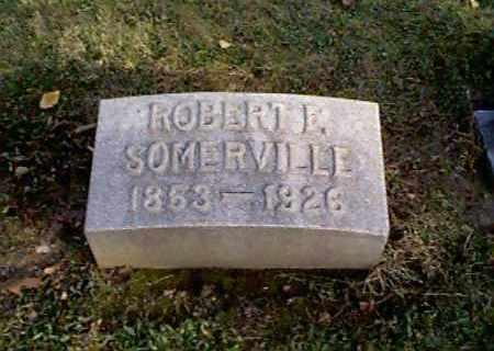 SOMERVILLE, ROBERT FURNAS - Montgomery County, Ohio   ROBERT FURNAS SOMERVILLE - Ohio Gravestone Photos