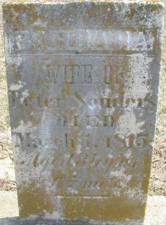 SOUDERS, BARBARA - Montgomery County, Ohio   BARBARA SOUDERS - Ohio Gravestone Photos