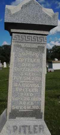 SPITLER, JOSEPH - Montgomery County, Ohio | JOSEPH SPITLER - Ohio Gravestone Photos
