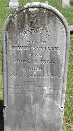 SPITLER, NANCY L. - Montgomery County, Ohio | NANCY L. SPITLER - Ohio Gravestone Photos