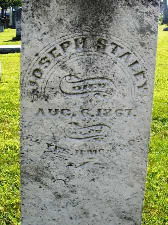 STALEY, JOSEPH - Montgomery County, Ohio | JOSEPH STALEY - Ohio Gravestone Photos