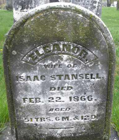STANSEL, ELEANOR - Montgomery County, Ohio | ELEANOR STANSEL - Ohio Gravestone Photos