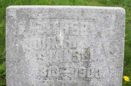 STANSEL, JOHN - Montgomery County, Ohio   JOHN STANSEL - Ohio Gravestone Photos