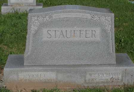 STAUFFER, VIOLET - Montgomery County, Ohio | VIOLET STAUFFER - Ohio Gravestone Photos