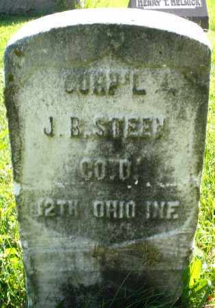 STEEN, J.B. - Montgomery County, Ohio | J.B. STEEN - Ohio Gravestone Photos
