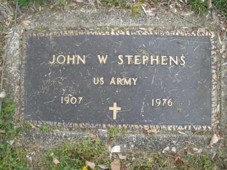 STEPHAN, JOHN W. - Montgomery County, Ohio | JOHN W. STEPHAN - Ohio Gravestone Photos