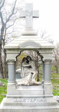 STEPHAN, MONUMENT - Montgomery County, Ohio | MONUMENT STEPHAN - Ohio Gravestone Photos