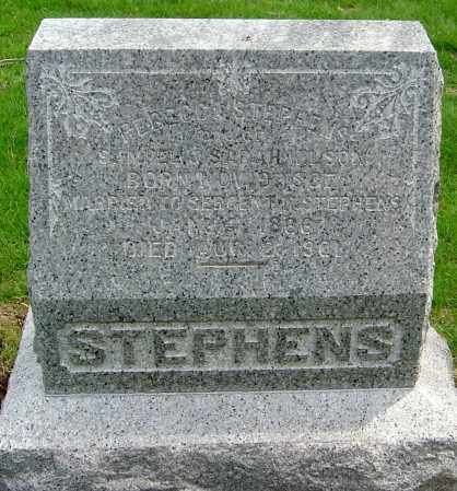 STEPHENS, REBECCA - Montgomery County, Ohio | REBECCA STEPHENS - Ohio Gravestone Photos