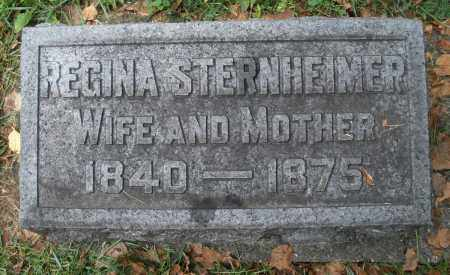 STERNHEIMER, REGINA - Montgomery County, Ohio | REGINA STERNHEIMER - Ohio Gravestone Photos