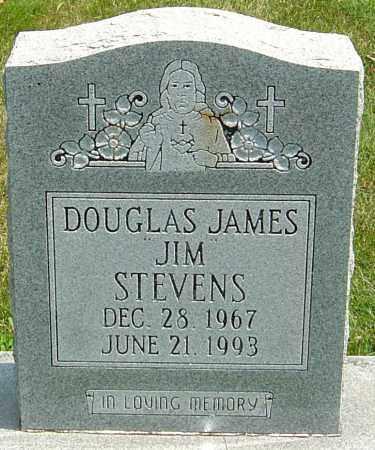 "STEVENS, DOUGLAS JAMES ""JIM"" - Montgomery County, Ohio   DOUGLAS JAMES ""JIM"" STEVENS - Ohio Gravestone Photos"