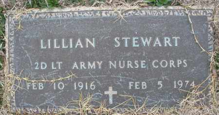 STEWART, LILLIAN - Montgomery County, Ohio   LILLIAN STEWART - Ohio Gravestone Photos