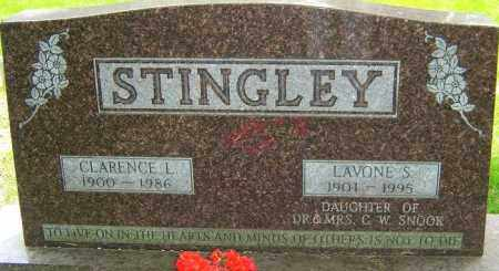 STINGLEY, LAVONE - Montgomery County, Ohio | LAVONE STINGLEY - Ohio Gravestone Photos