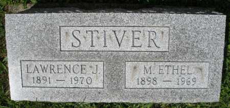 STIVER, M. ETHEL - Montgomery County, Ohio | M. ETHEL STIVER - Ohio Gravestone Photos