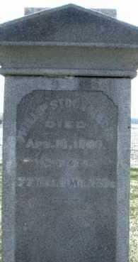 STOCKSLAGER, PHILLIP - Montgomery County, Ohio   PHILLIP STOCKSLAGER - Ohio Gravestone Photos