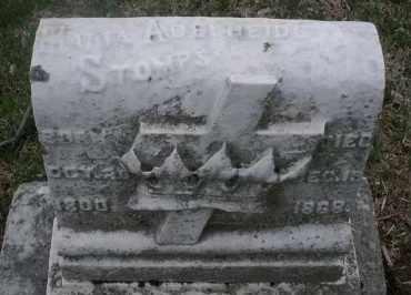 STOMPS, MARIA A. - Montgomery County, Ohio | MARIA A. STOMPS - Ohio Gravestone Photos