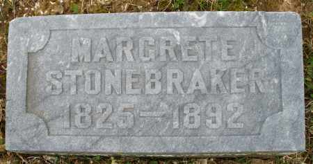 STONEBRAKER, MARGRETE - Montgomery County, Ohio | MARGRETE STONEBRAKER - Ohio Gravestone Photos