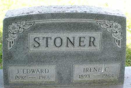 STONER, IRENE C. - Montgomery County, Ohio   IRENE C. STONER - Ohio Gravestone Photos
