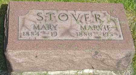 STOVER, MARVIE LANSING - Montgomery County, Ohio | MARVIE LANSING STOVER - Ohio Gravestone Photos