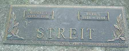 STREIT, RUTH L - Montgomery County, Ohio | RUTH L STREIT - Ohio Gravestone Photos
