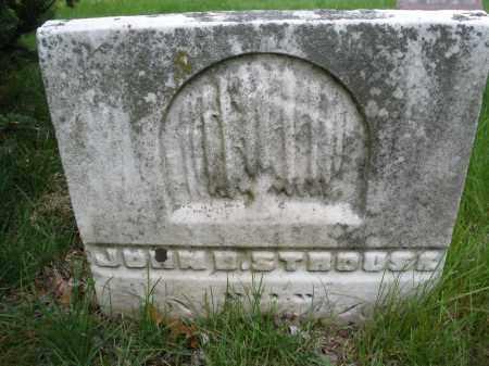 STROUSE, JOHN D. - Montgomery County, Ohio | JOHN D. STROUSE - Ohio Gravestone Photos