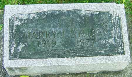 STUBBS, HARRY J - Montgomery County, Ohio | HARRY J STUBBS - Ohio Gravestone Photos